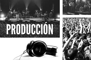Servicio de Producción Grupos, conciertos, DJ´s - Joba Management